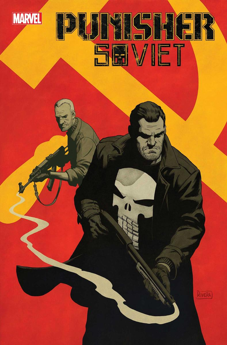 Punisher Soviet cover