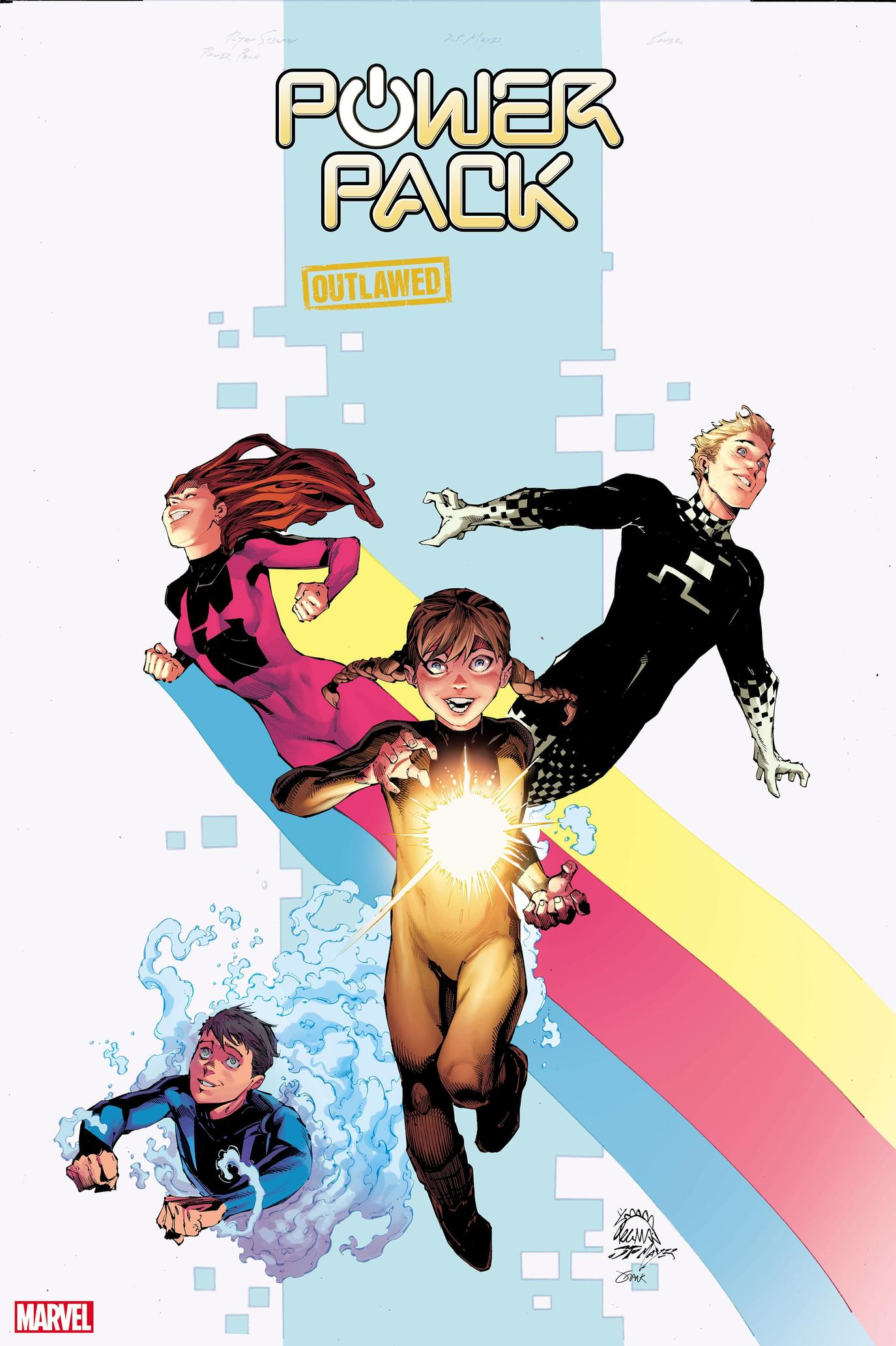 Power Pack #1 cover