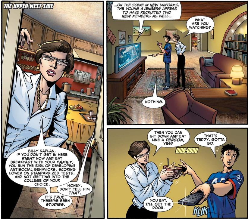 A Guide to Marvel's Mental Health Practitioners | News | Marvel
