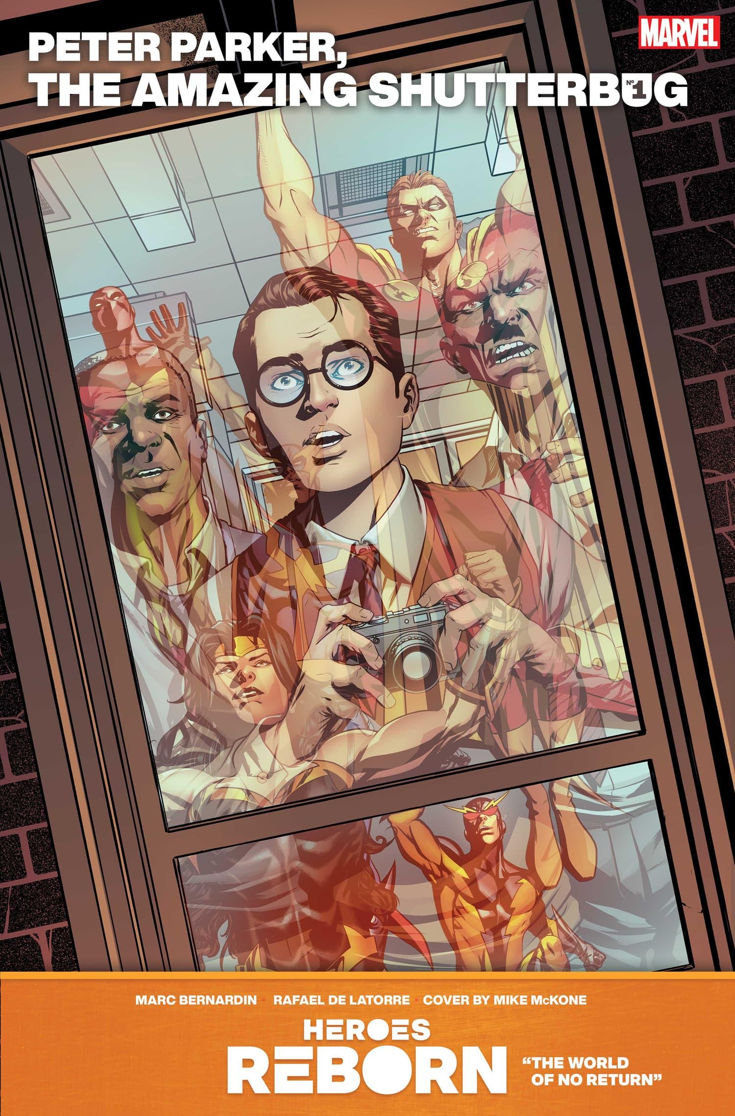 Heroes Reborn Peter Parker