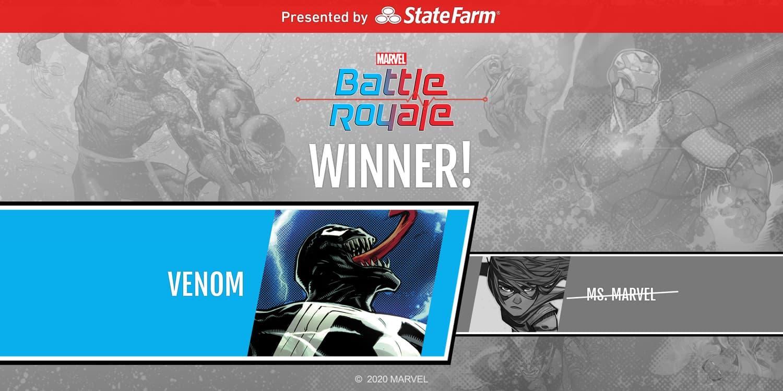 Venom Wins