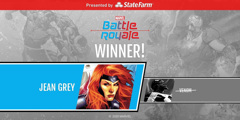 Marvel Battle Royale 2020 Round 3 Match 1 Jean Grey Wins