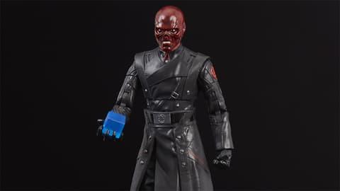 Red Skull figure