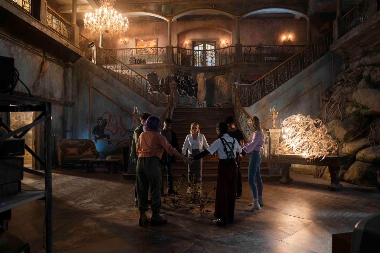 Marvel's Runaways x Cloak & Dagger