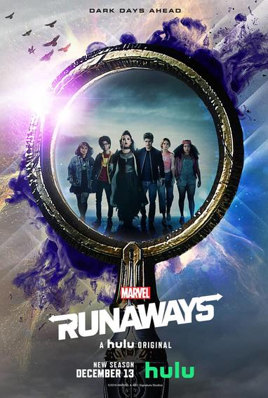 Marvel's Runaways TV Show Season 3 Poster
