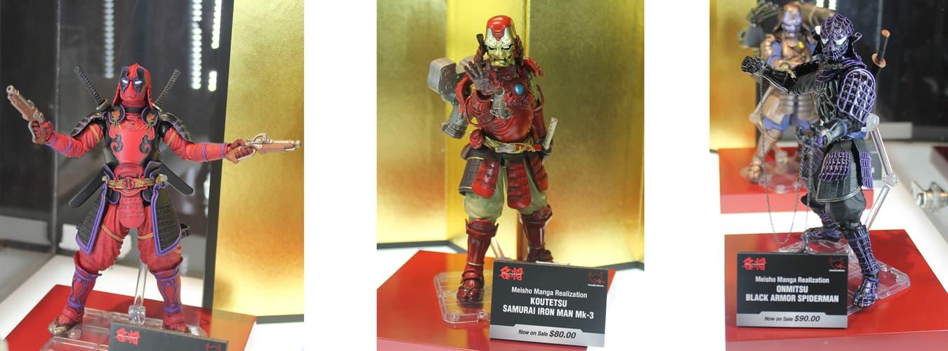 Samurai Figures