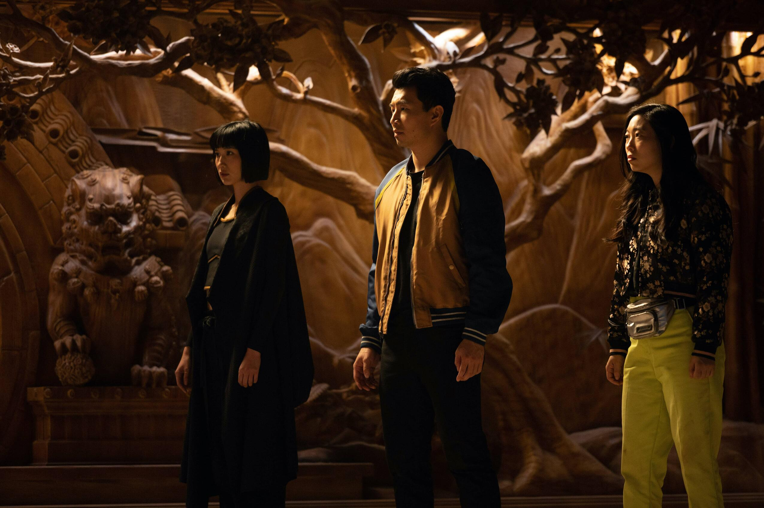 First Look at 'Shang-Chi and the Legend of the Ten Rings'
