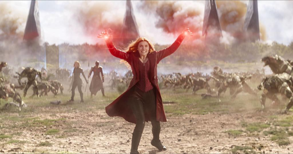 Scarlet Witch is not alone