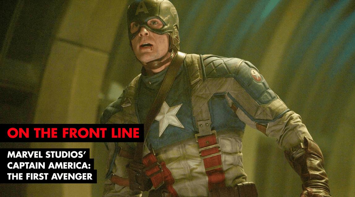 Marvel Studios' Captain America: The First Avenger