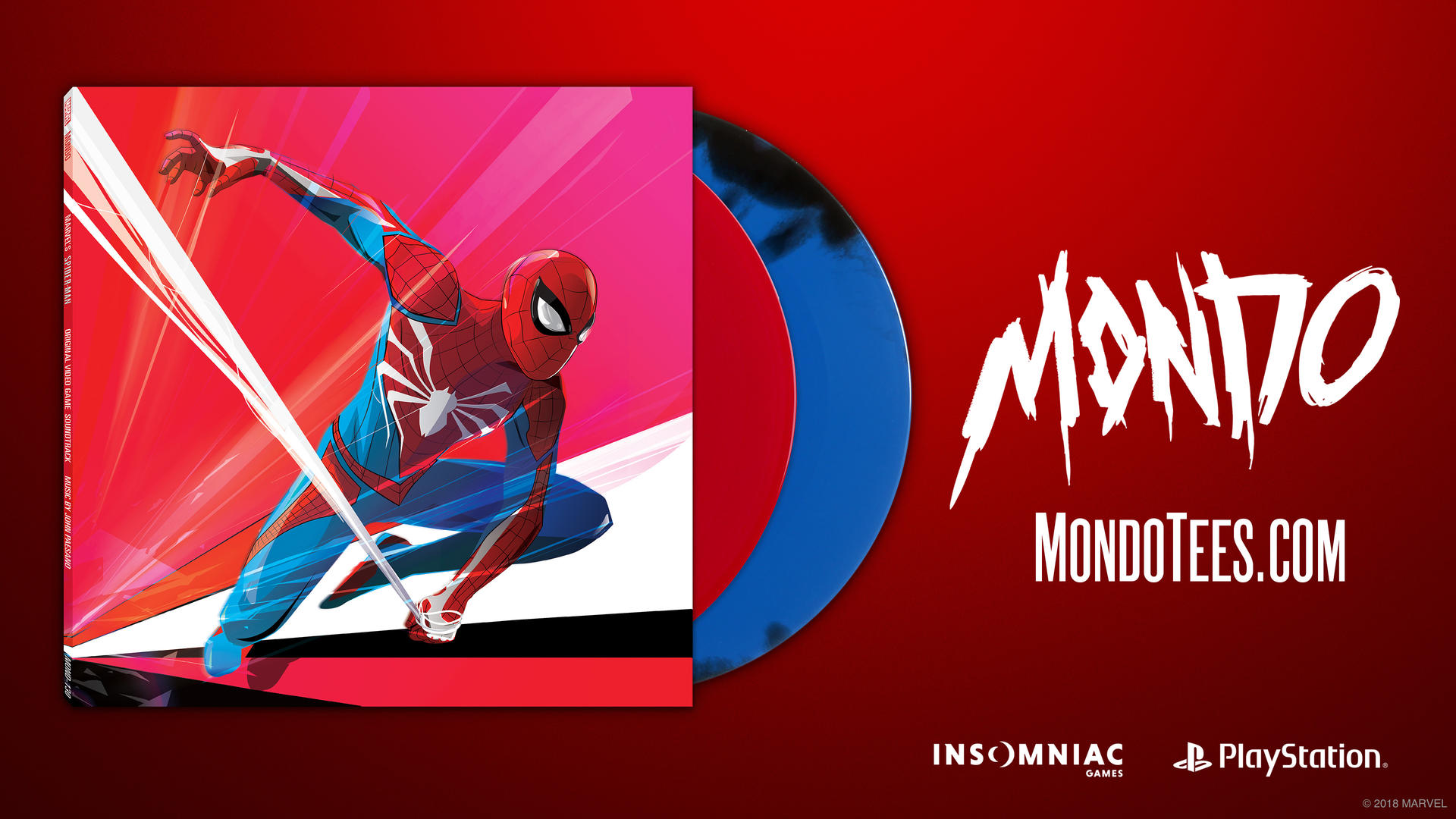 Marvel's Spider-Man Mondo