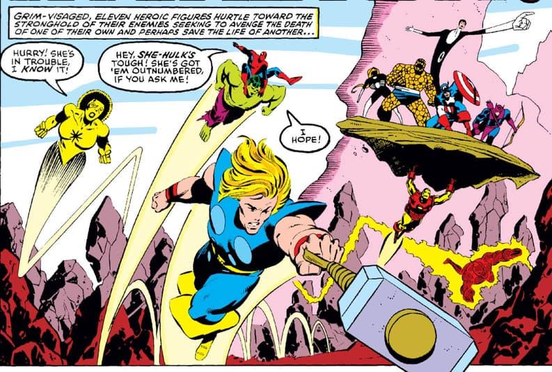 The Avengers' 6 Biggest Space Battles | News | Marvel