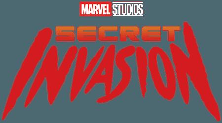 Marvel Studios Secret Invasion Disney Plus TV Show Season 1 Logo