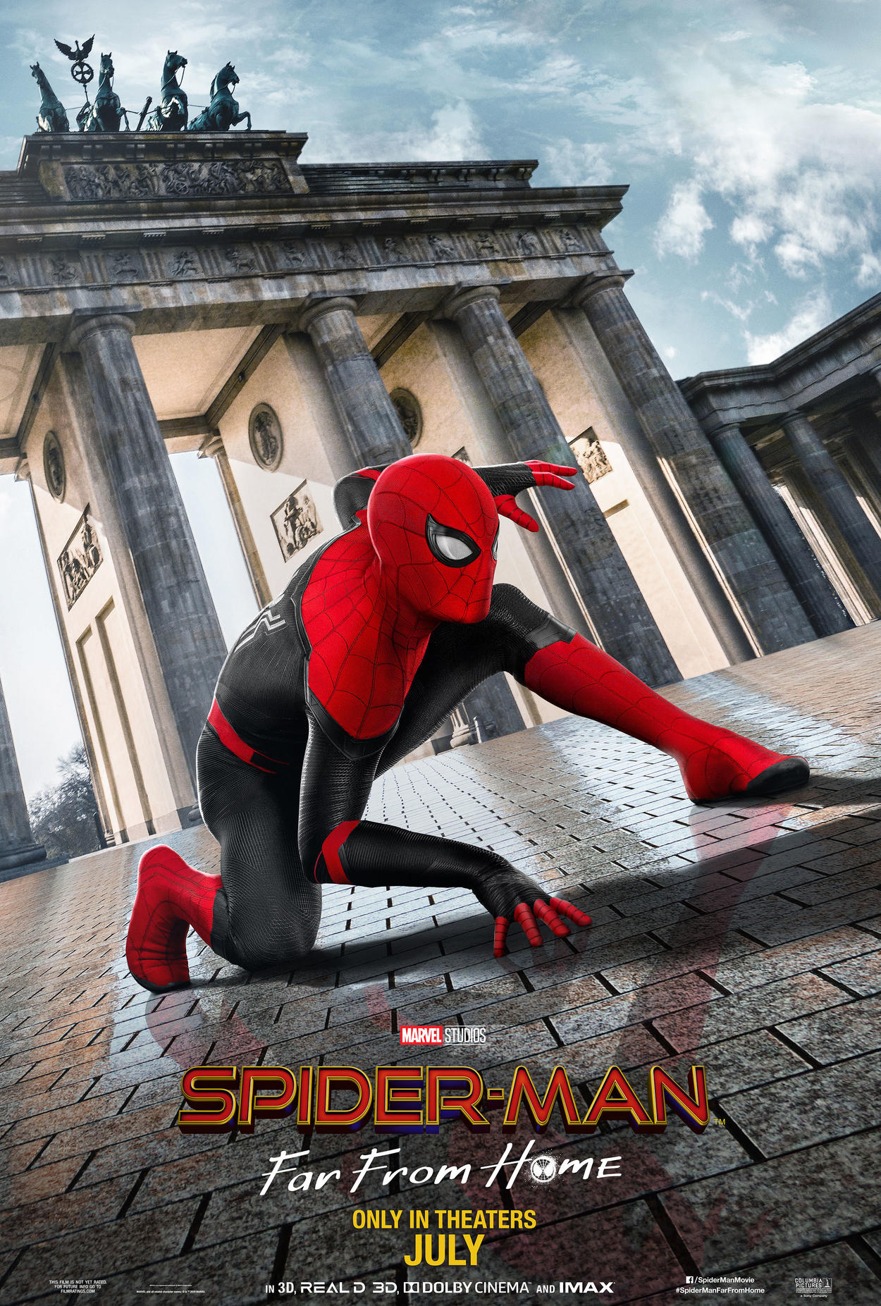 Spider-Man: Far From Home Berlin