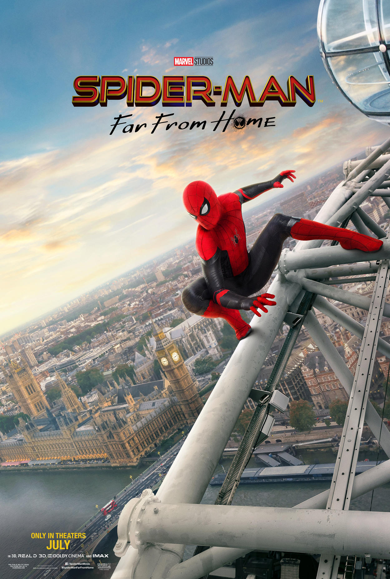 Spider-Man: Far From Home London