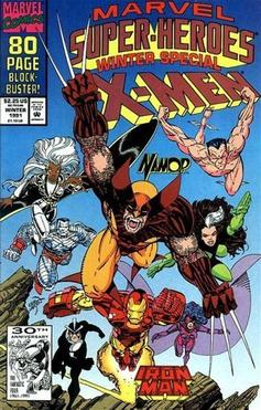 MARVEL SUPER-HEROES #8
