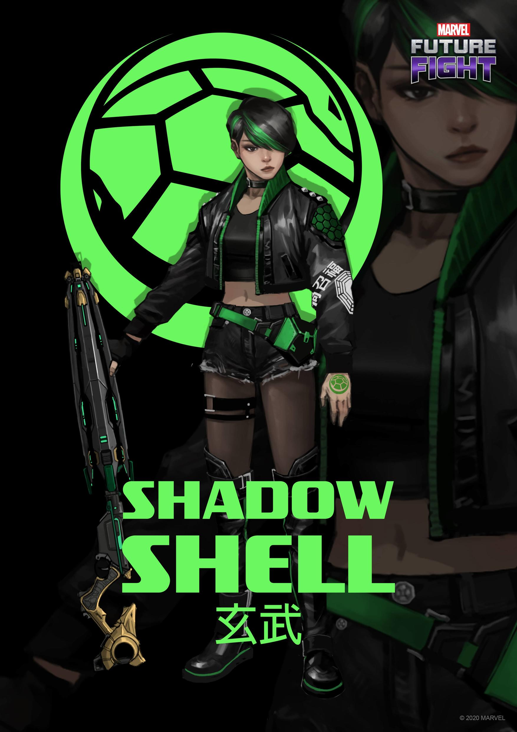 Shadow Shell