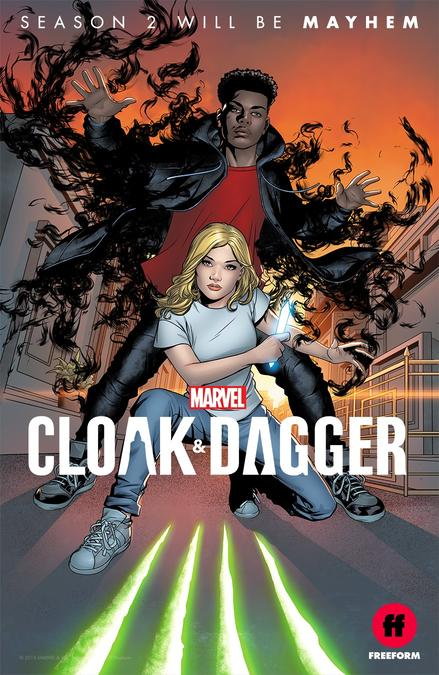 """Marvel's Cloak & Dagger"" season 2"