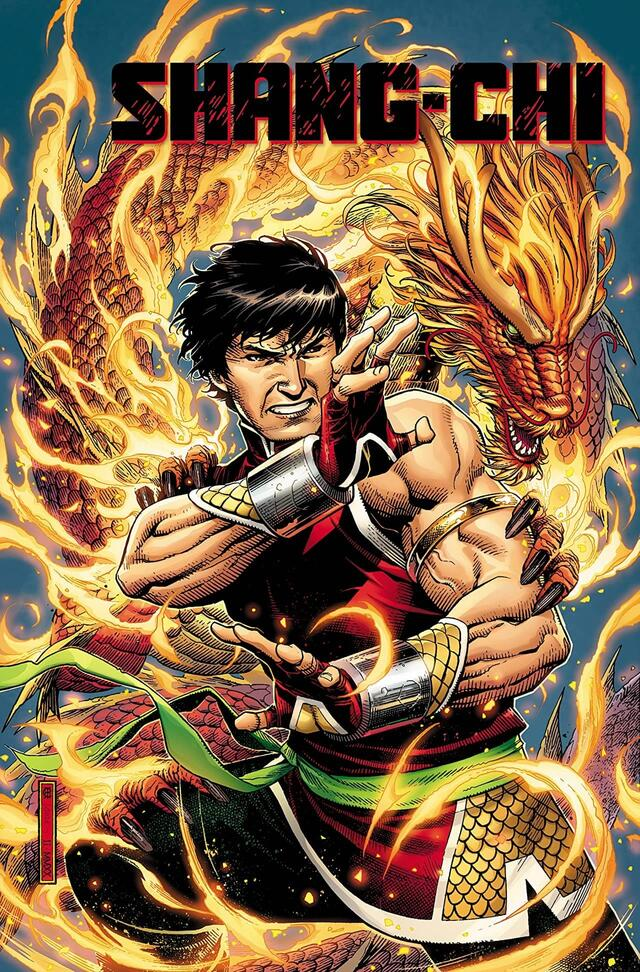 Cover to SHANG-CHI BY GENE LUEN YANG VOL. 1: BROTHERS & SISTERS