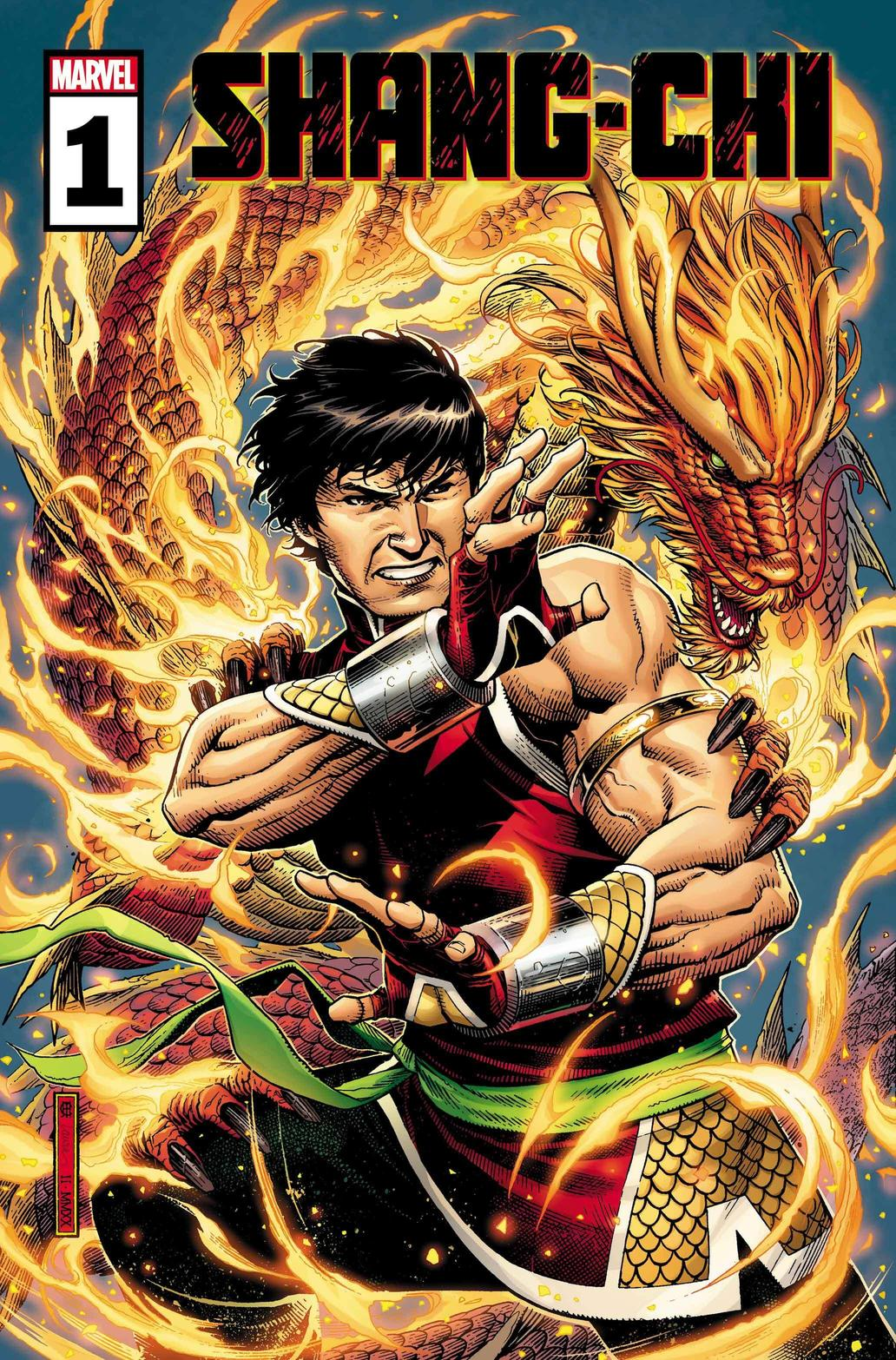 SHANG-CHI #1 WRITTEN BY GENE LUEN YANG, ART BY DIKE RUAN WITH PHILIP TAN, COVER BY JIM CHEUNG