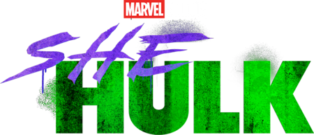 Marvel Studios She-Hulk Disney Plus TV Show Season 1 Logo