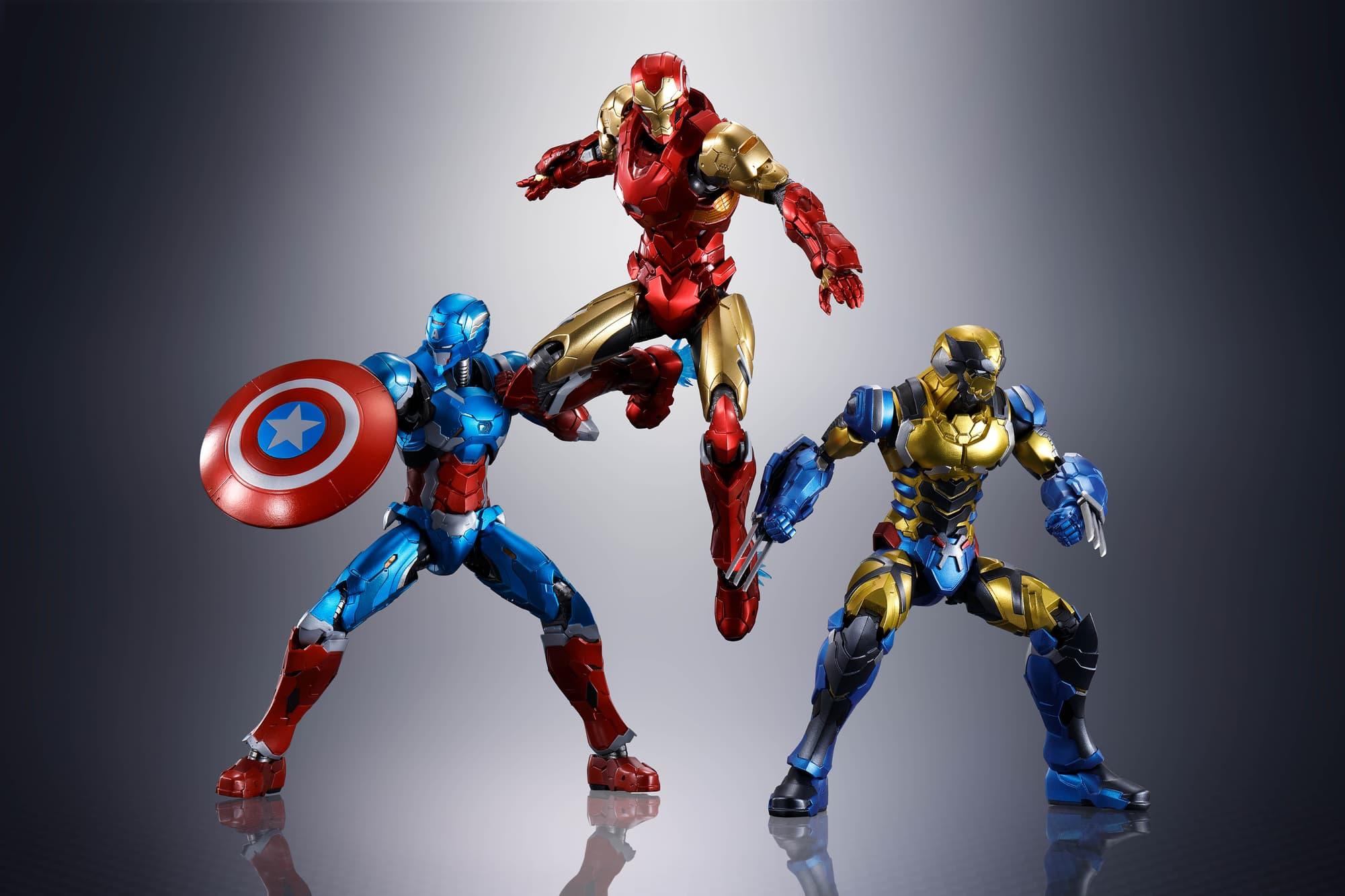 Avengers: Tech On