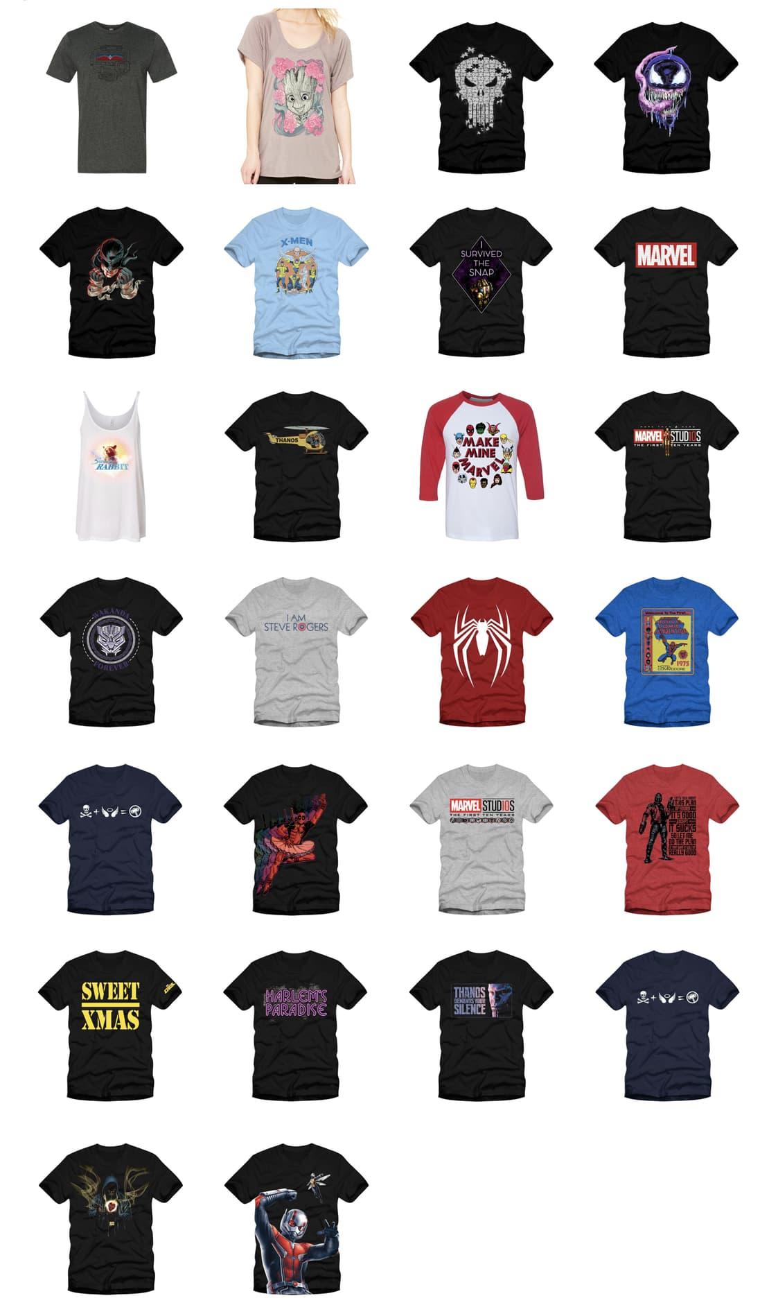 NYCC Shirts