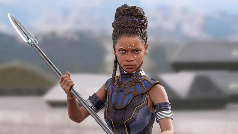 Shuri Sixth Scale Figure by Hot Toys