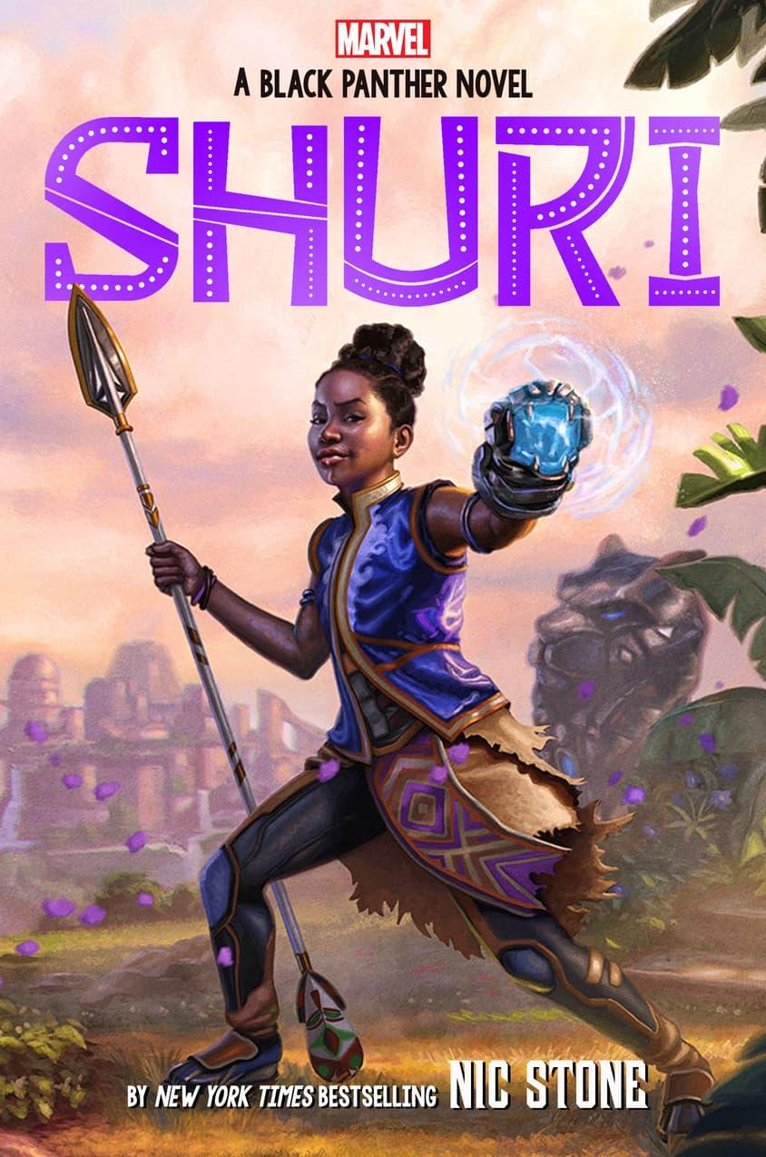 Shuri Nic Stone cover