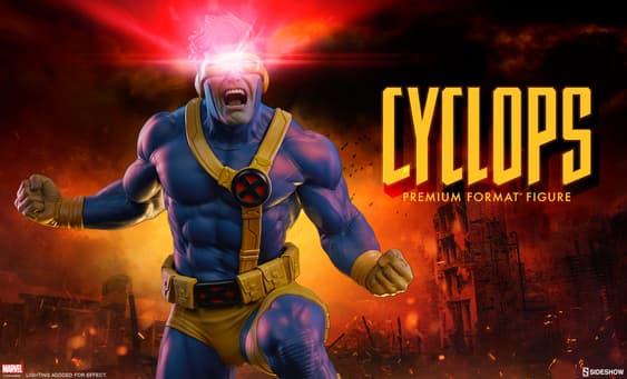 Sideshow Cyclops Premium Format™ Figure