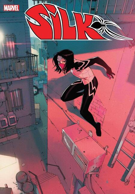 SILK (2021) #1 Variant Cover by Bengal