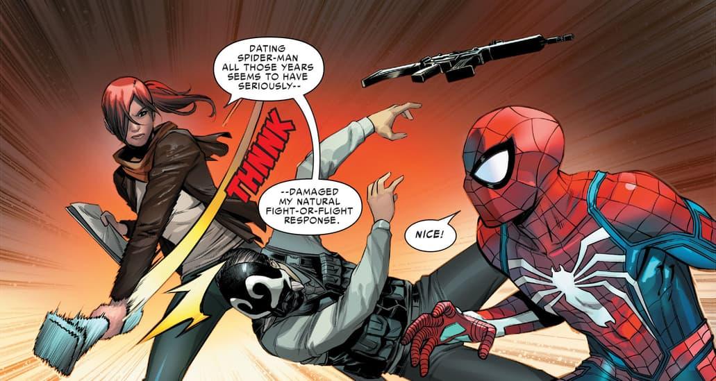 Mary Jane Watson in Spider-Man: City at War