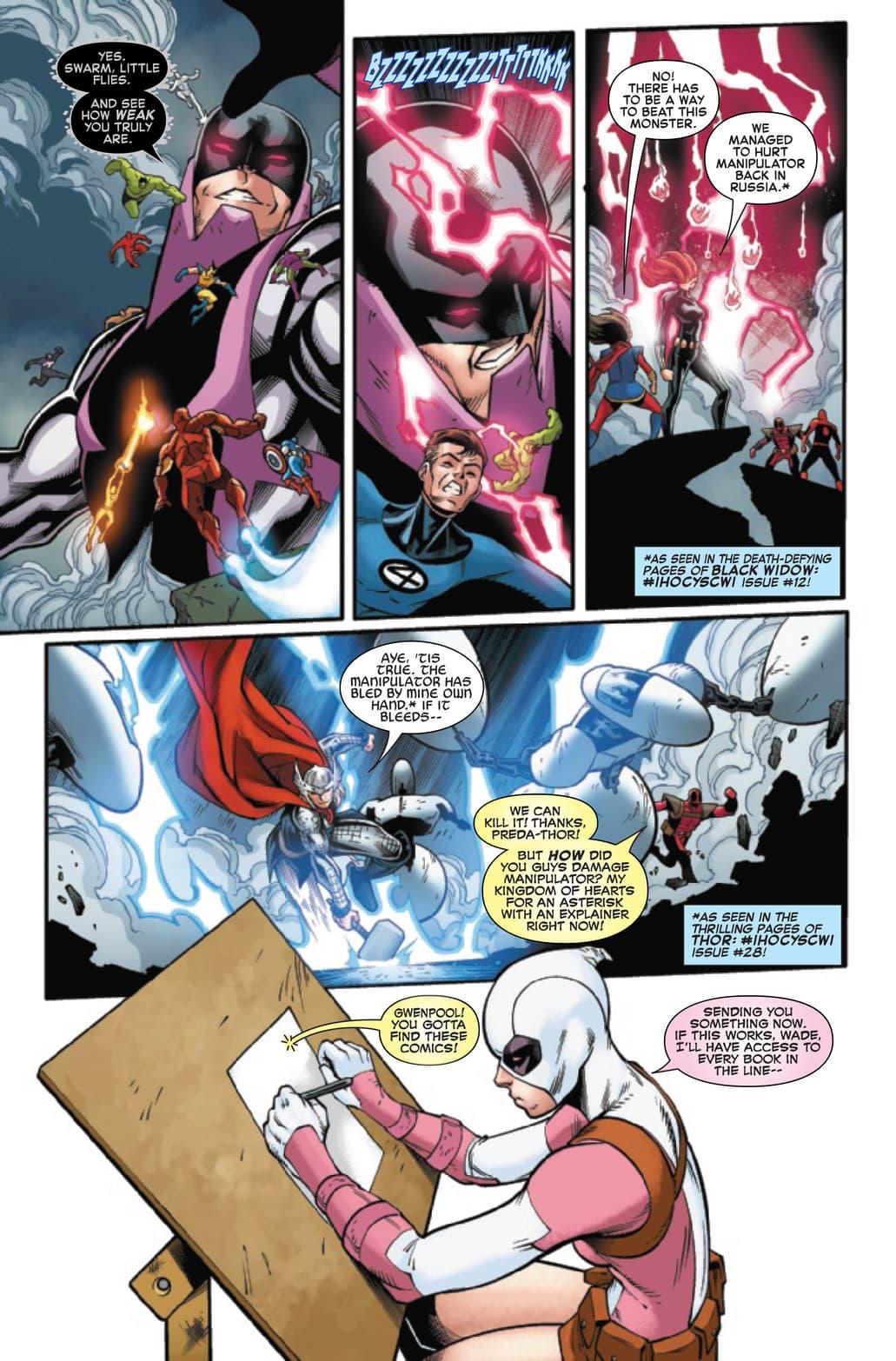 Spider-Man/Deadpool #49