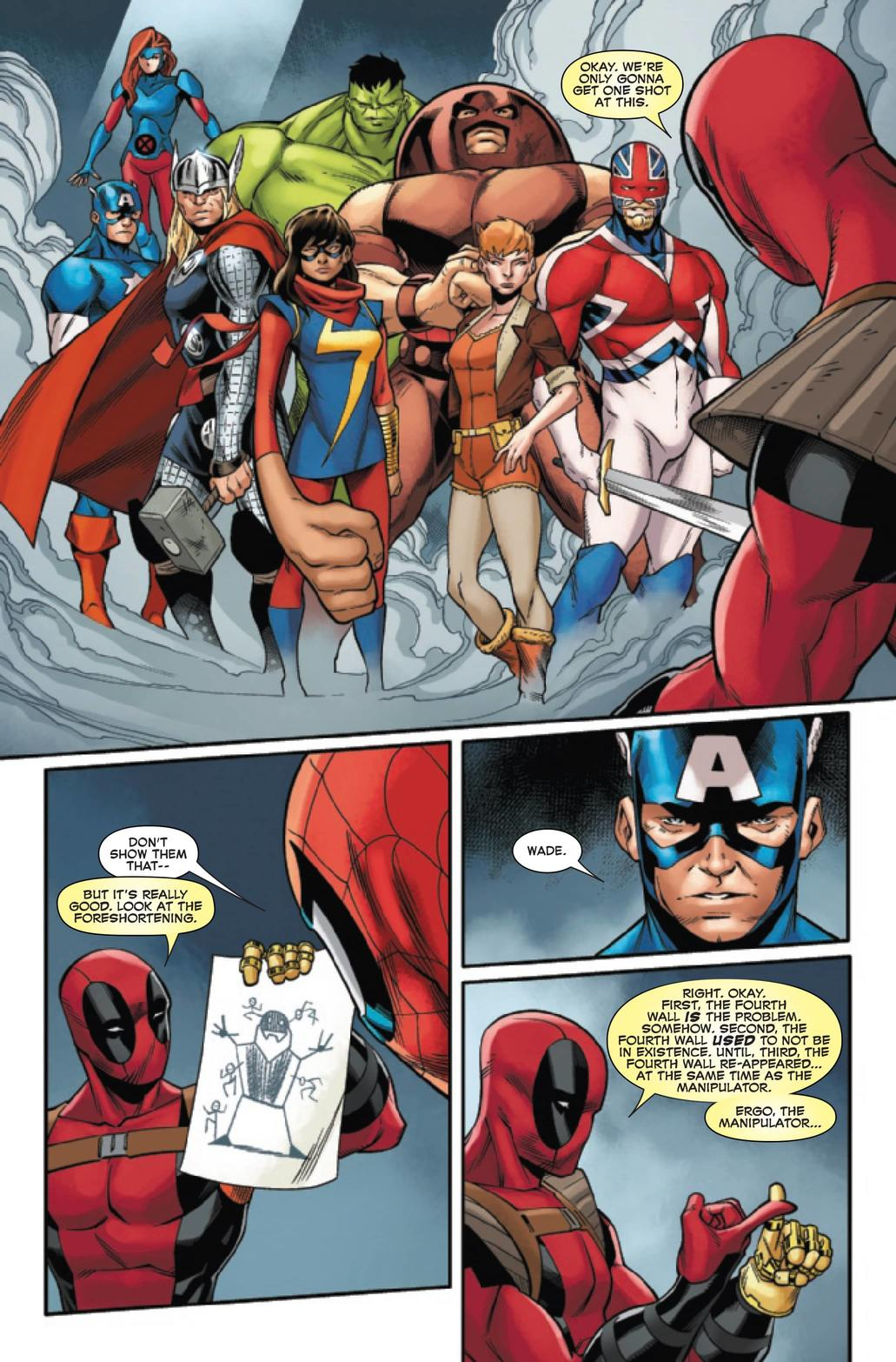 Spider-Man/Deadpool #49