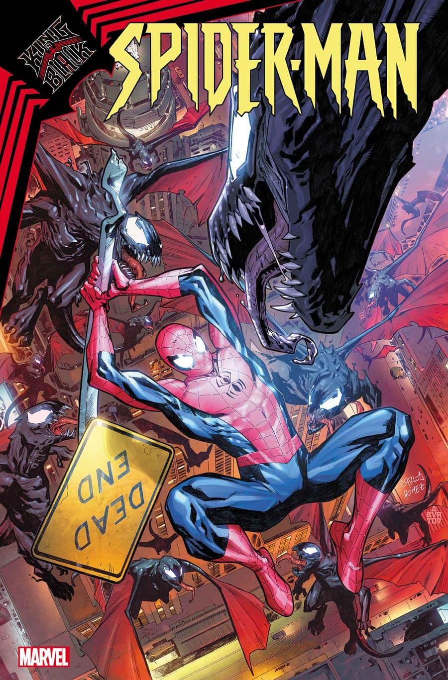 King in Black Spider-Man