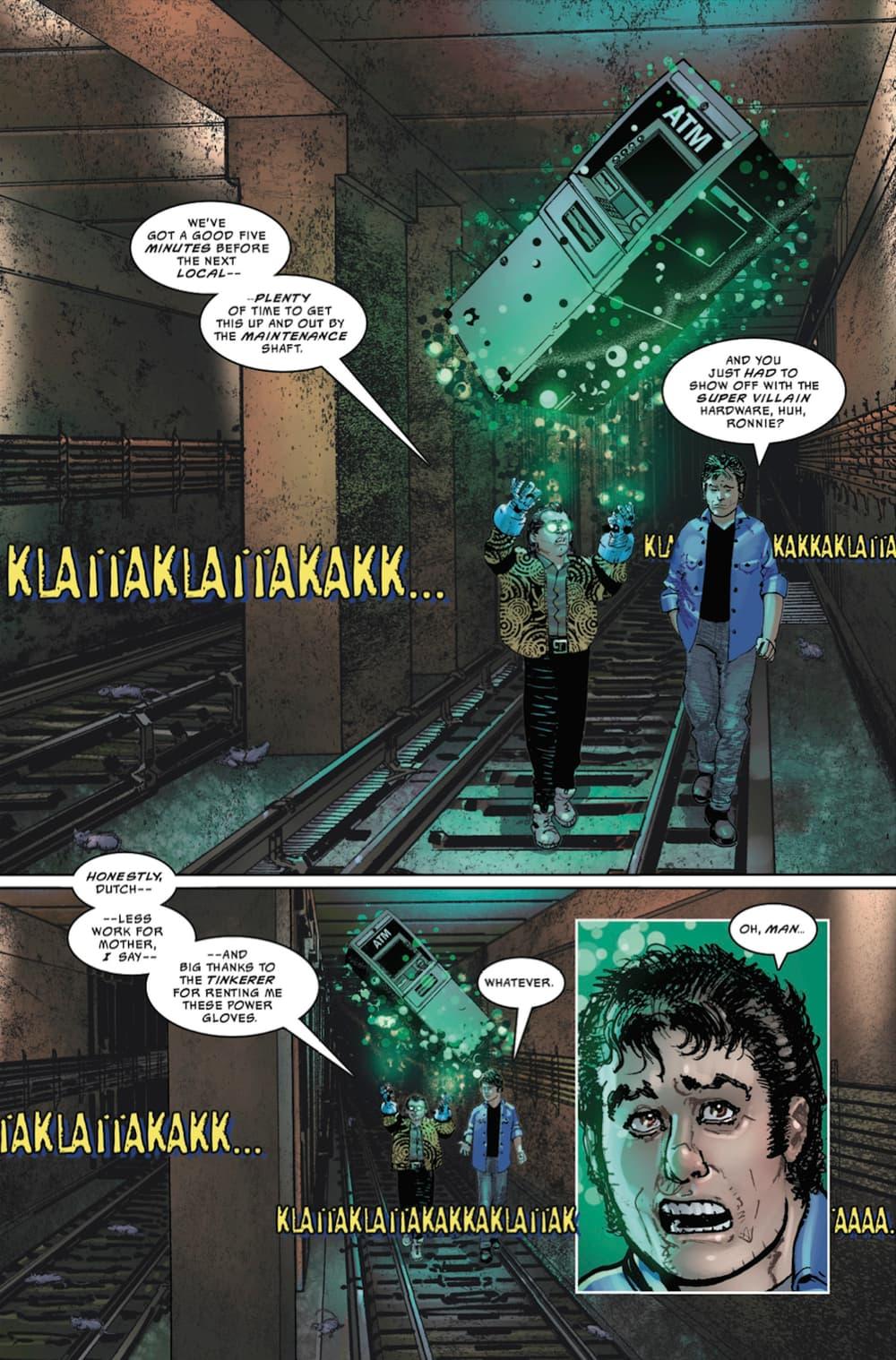 SPIDER-MAN: MARVELS SNAPSHOTS