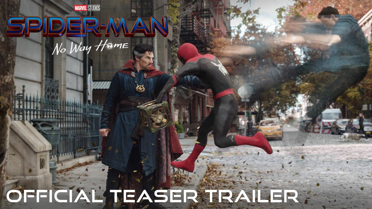 www.marvel.com: 'Spider-Man: No Way Home': Peter Parker Grapples With Unmasked Life In First Teaser Trailer