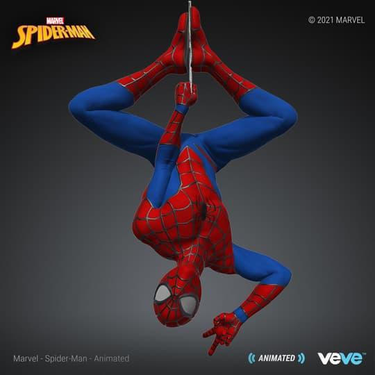 ULTRA-RARE – Spider-Man – Animated