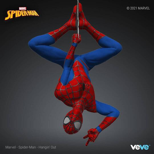 Uncommon - Spider-Man – Hangin' Out