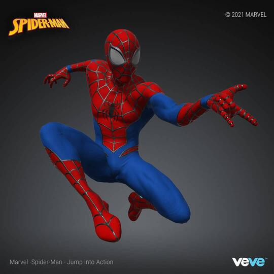 RARE – Spider-Man – Jump Into Action