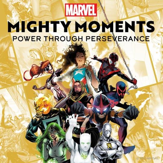 Marvel Mighty Moments Celebrating Hispanic Latinx Heritage Month 2021