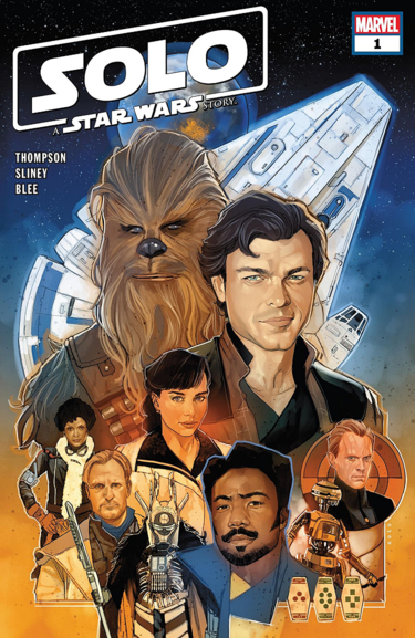 Solo: Adaptation #1