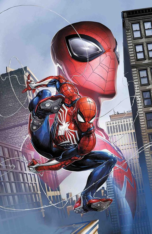 Spider-Geddon #0 cover