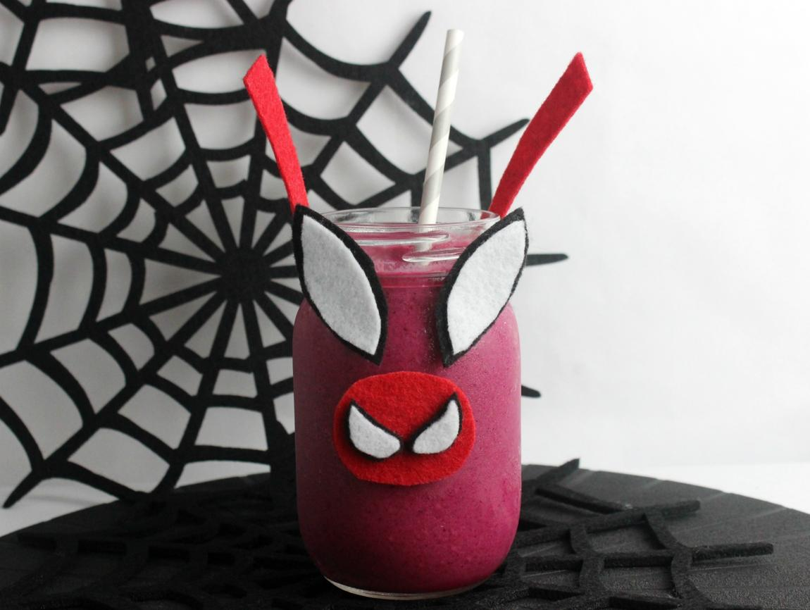 Spider-Ham's Super Strength Spinach Smoothie