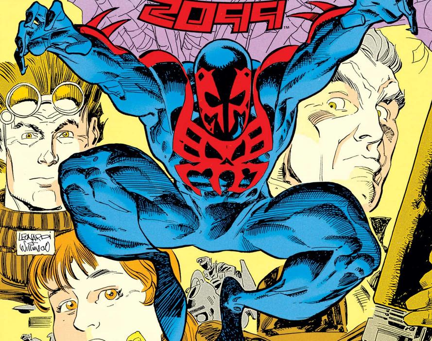 Miguel O'Hara as Spider-Man 2099