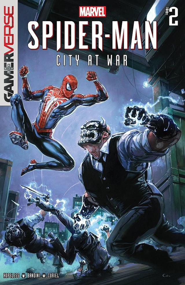 Spider-Man: City at War #2
