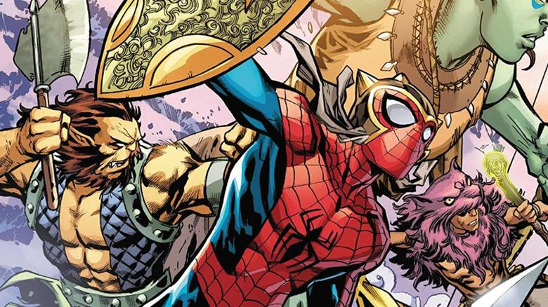 Spider-Man League of Realms