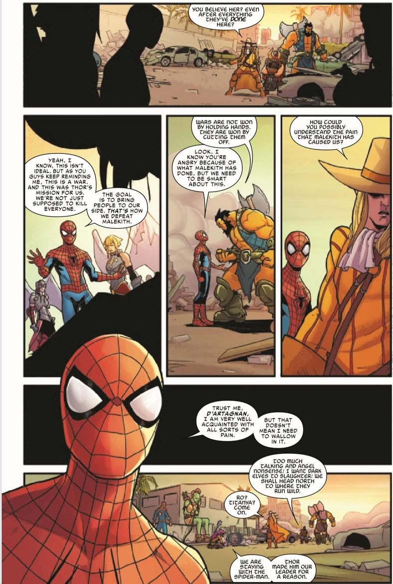 Spider-Man and the League of Realms #2
