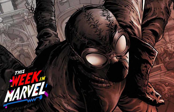 Spider-Man Noir This Week in Marvel