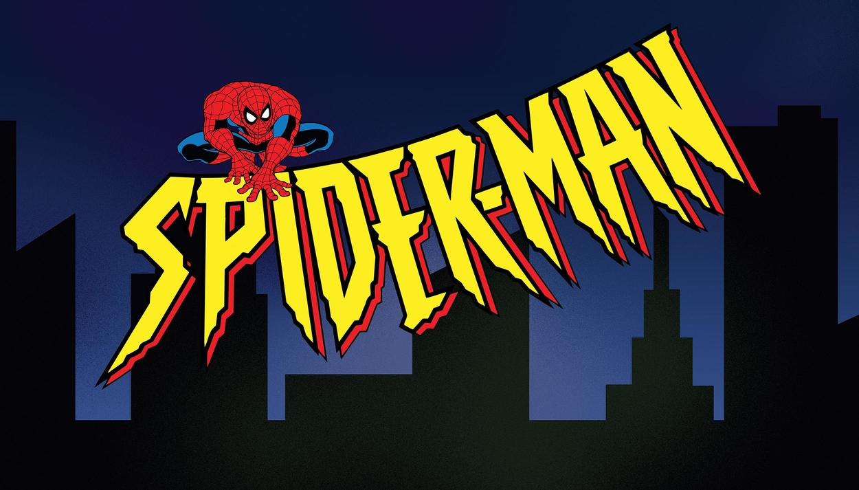 Spider-Man Animated logo