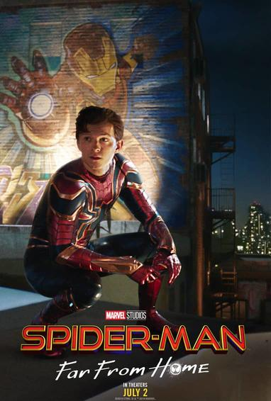 Image result for spider man far from home'